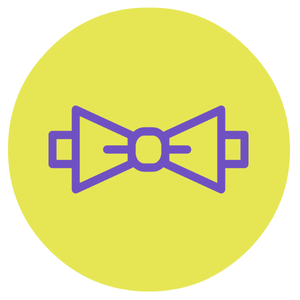 bow tie animation